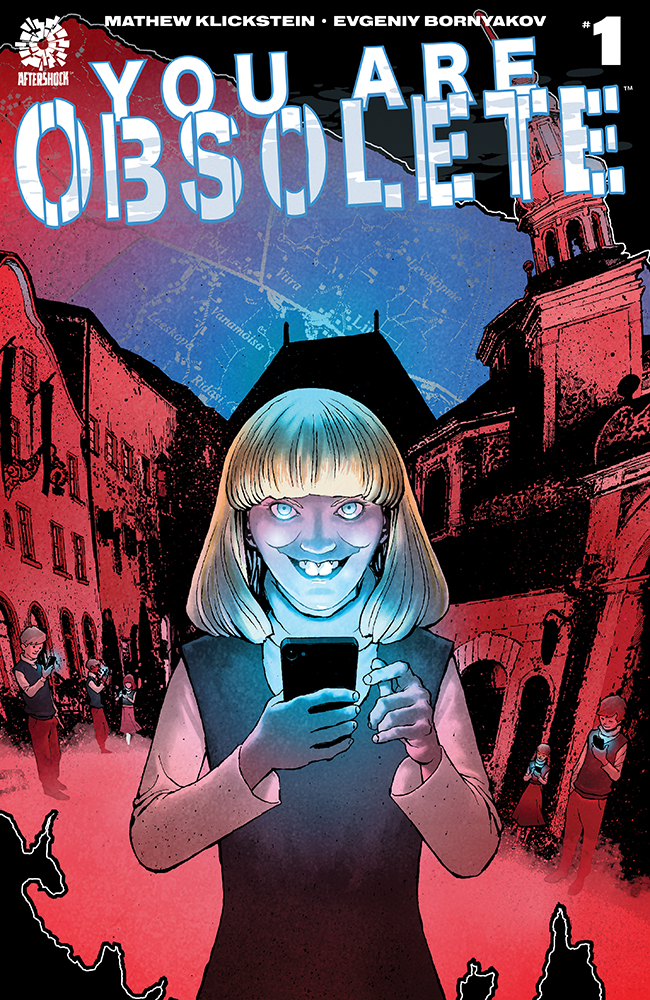 AfterShock Preview: You Are Obsolete #1