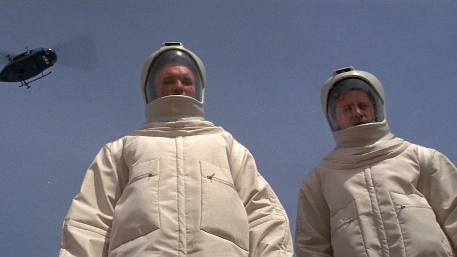 'The Andromeda Strain' defies many sci-fi tropes while telling a tight story.