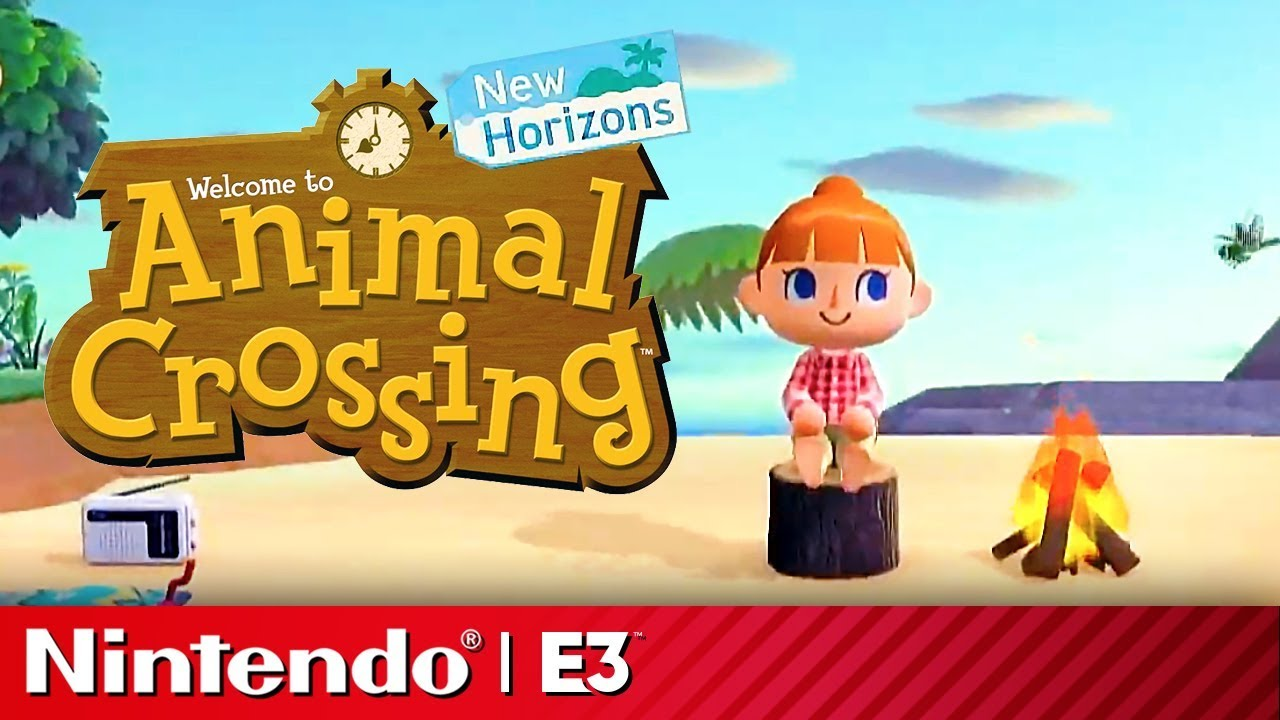 E3 2019: Animal Crossing: New Horizons Delayed to 2020