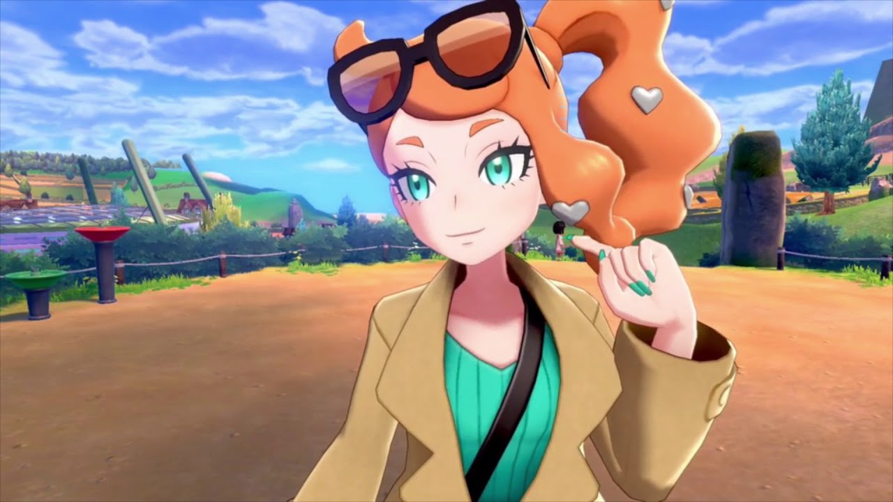 Say hello to the latest internet-breaking video game darling: Assistant Sonia.
