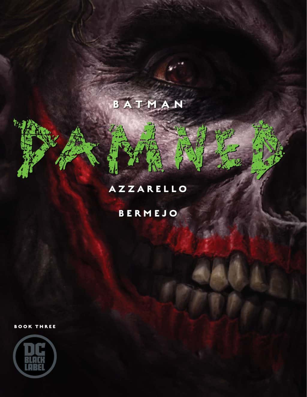 Batman: Damned #3 review: to Hell and back