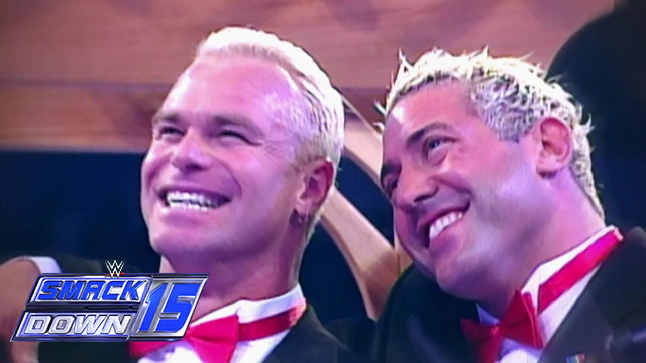 A short look back at how wrestling has portrayed the LGBT community.