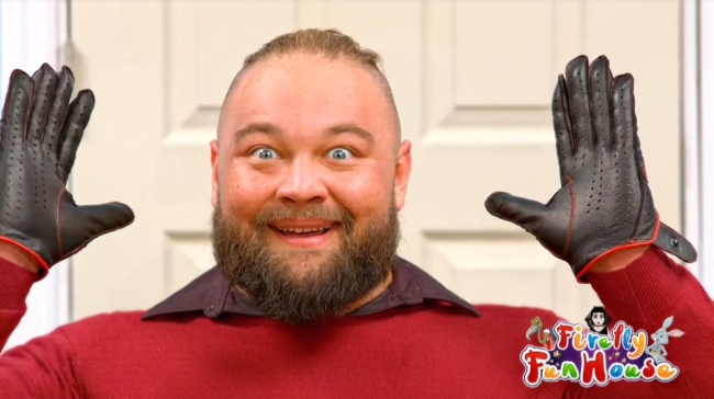 Bray Wyatt's Firefly Fun House friends made a sneaky debut on Raw