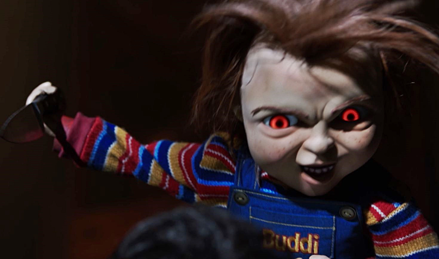 Is Child's Play trolling Toy Story 4 genius or desperation?