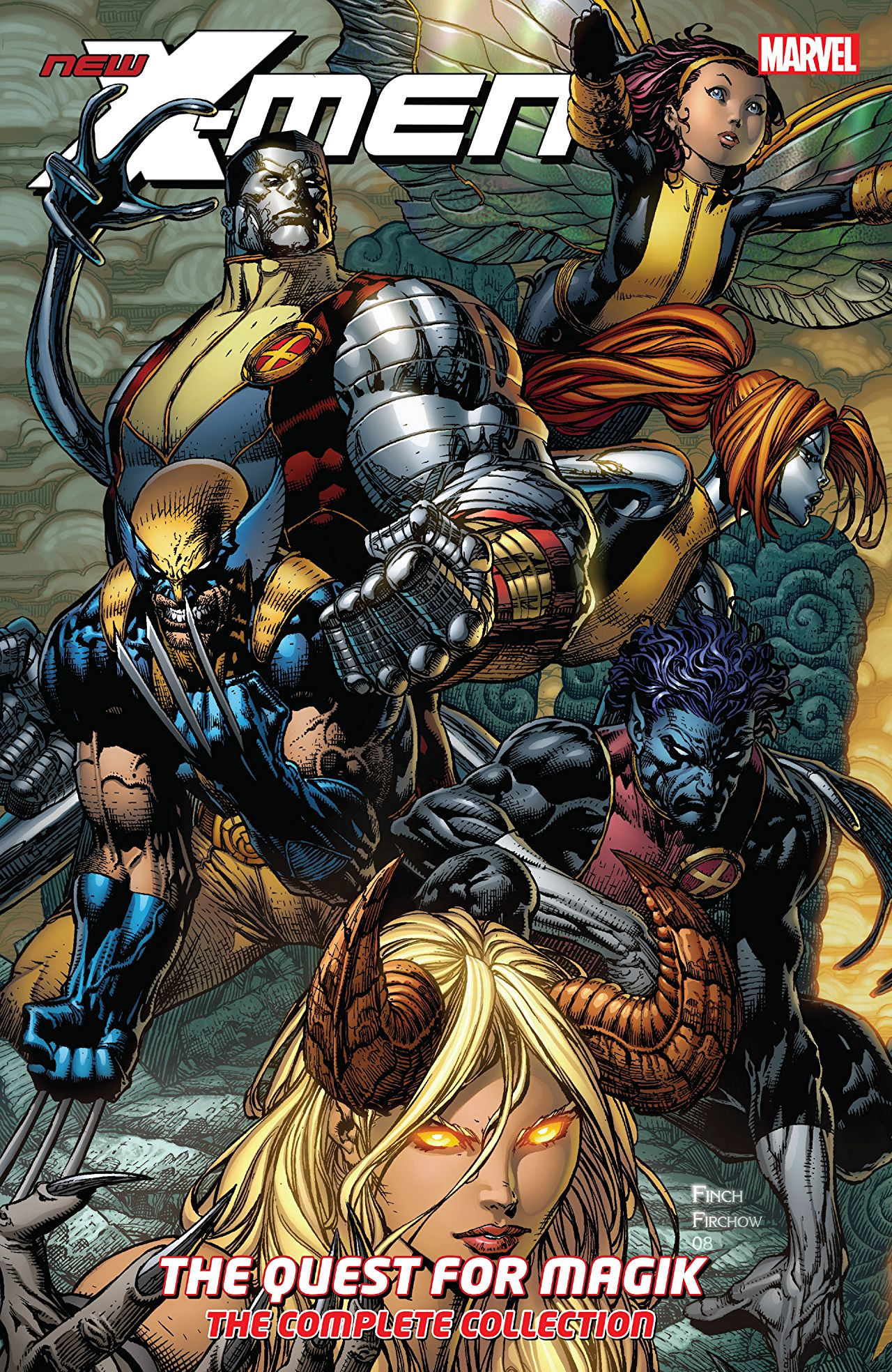 'New X-Men: The Quest for Magik - The Complete Collection' is a hell of a good time