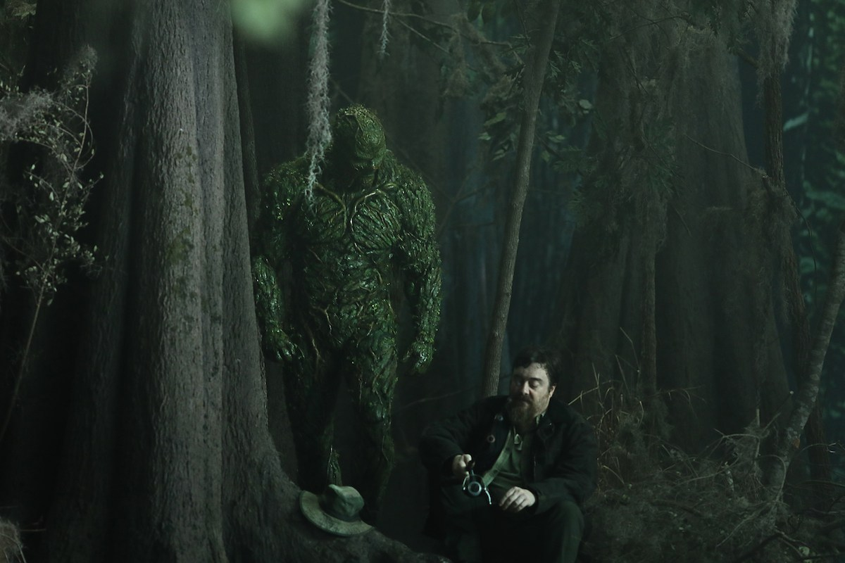 """Swamp Thing Episode 5: """"Drive All Night"""" Review"""