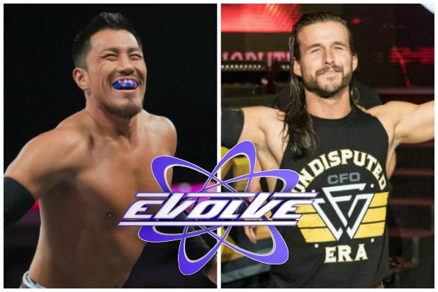 WWE Network to stream Evolve 10th Anniversary show opposite AEW Fight for the Fallen