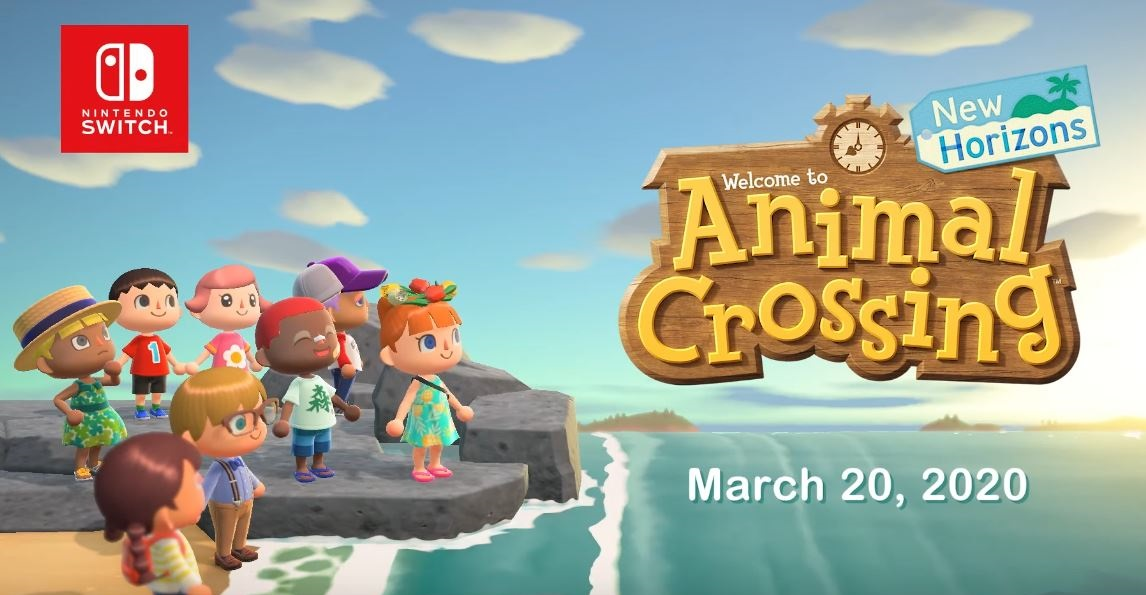 Let S Break Down The Animal Crossing New Horizons Trailer Aipt
