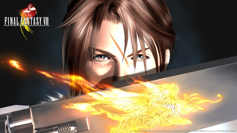 A Final Fantasy VIII remaster is finally coming