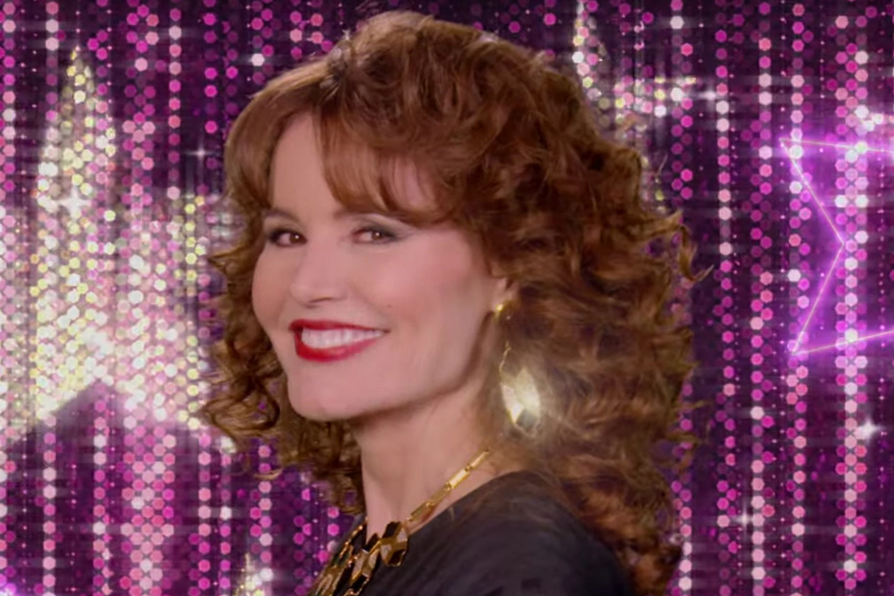Geena Davis Joins the Cast of GLOW