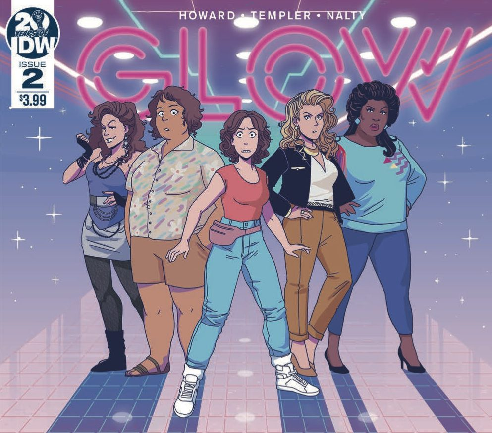 GLOW #2 Review