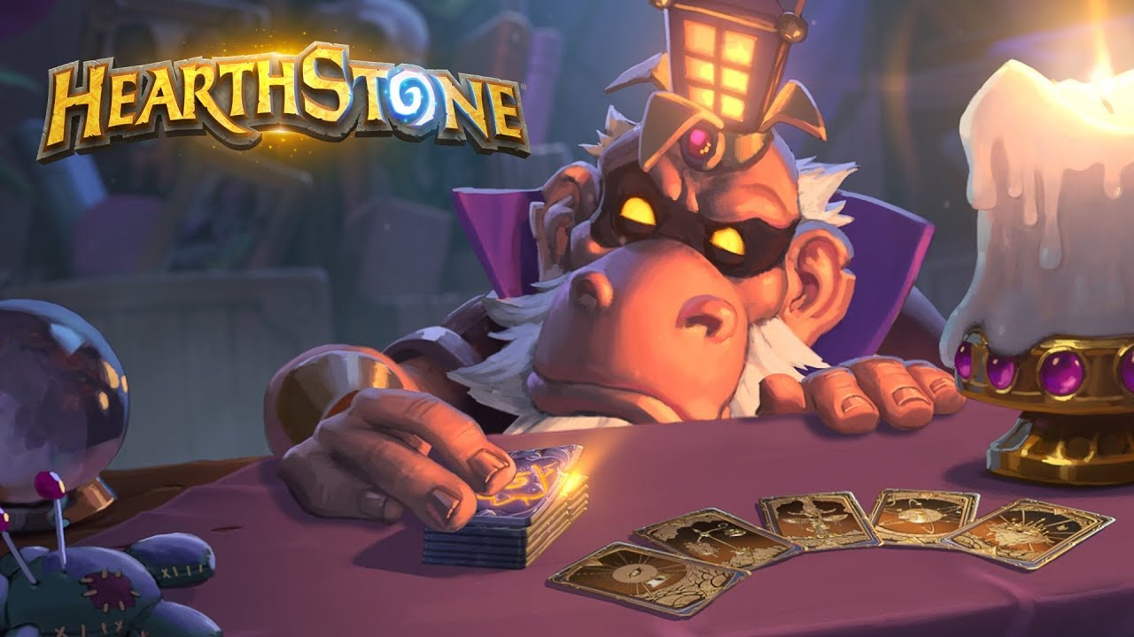 Hearthstone: New expansion teaser hints at the return of Reno Jackson and the League of Explorers