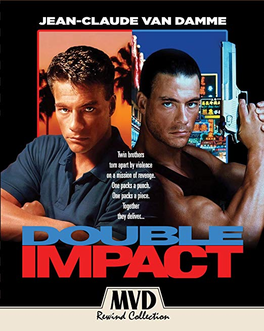 Double the GD JCVD.