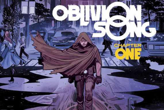 Universal Pictures developing Robert Kirkman's 'Oblivion Song' into sci-fi movie