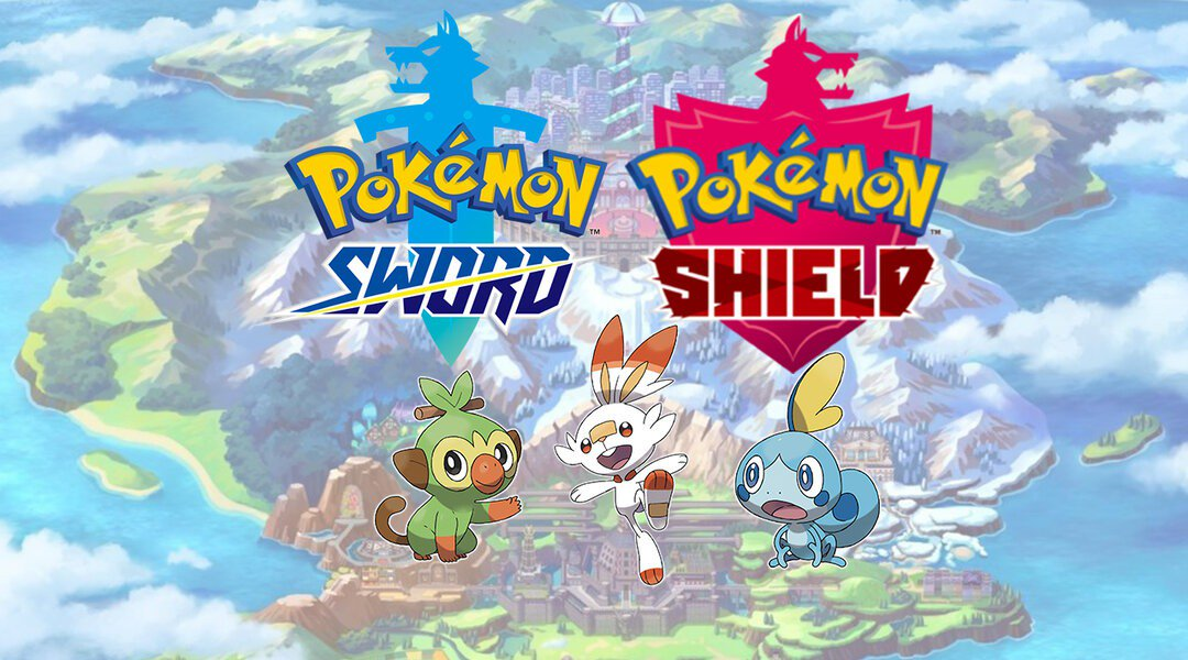 Pokemon Sword and Shield release date announced