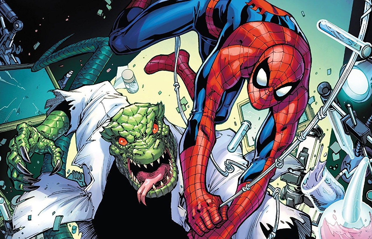 Spider-Man: Reptilian Rage #1 Review
