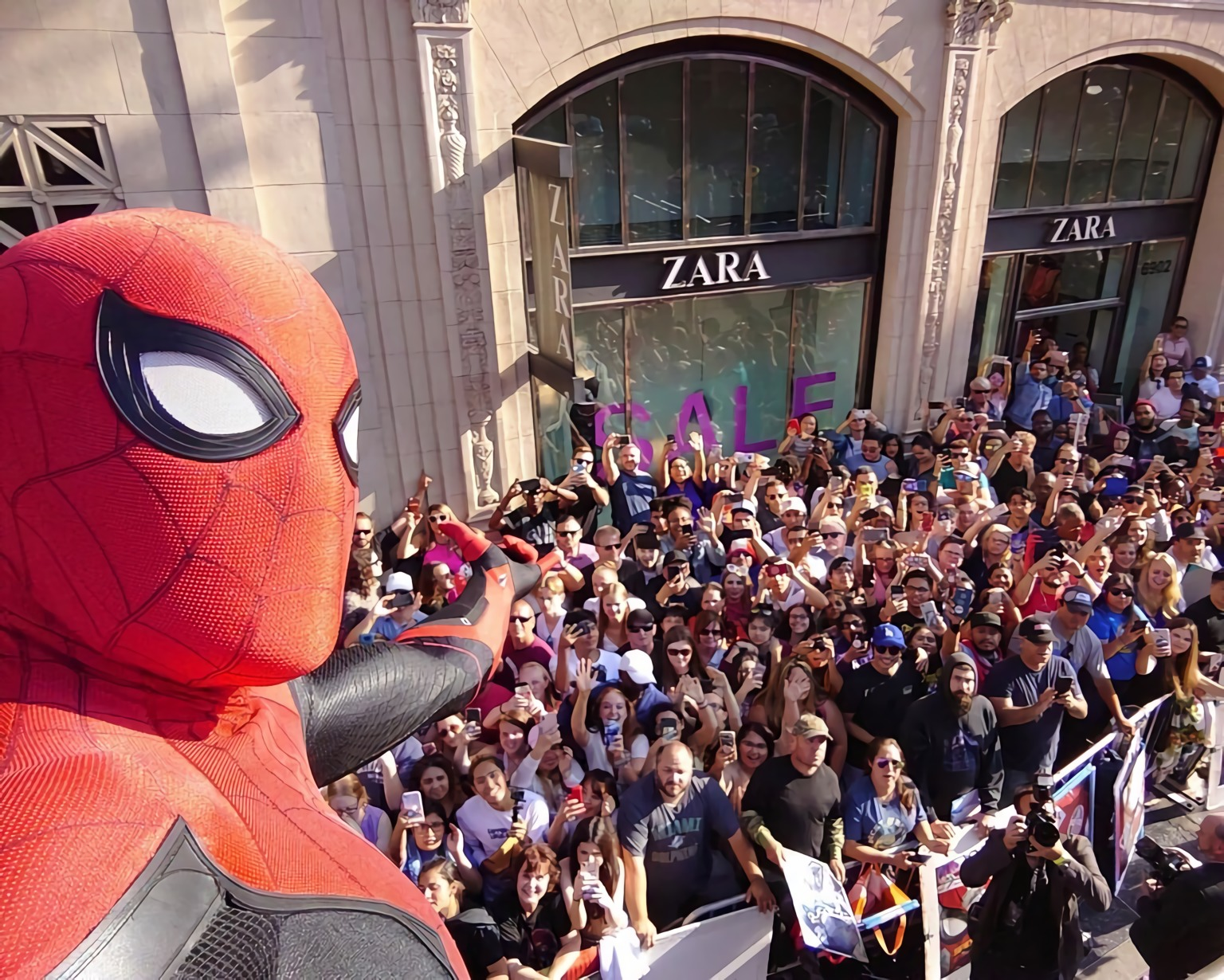 Spider-Man: Far From Home premiere: Tom Holland, Jake Gyllenhaal, Zendaya and more strut their stuff on the red carpet for the latest Marvel Studios film