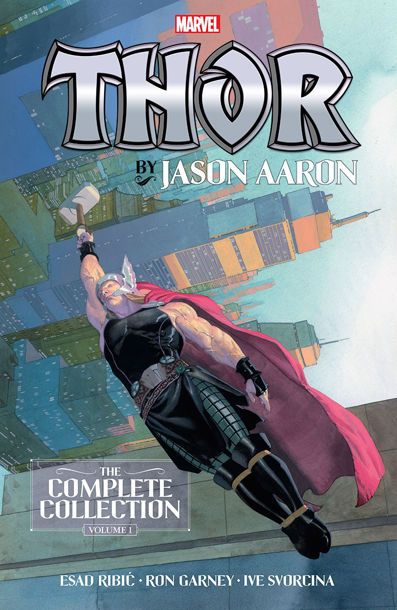 'Thor by Jason Aaron: The Complete Collection' Vol. 1 review