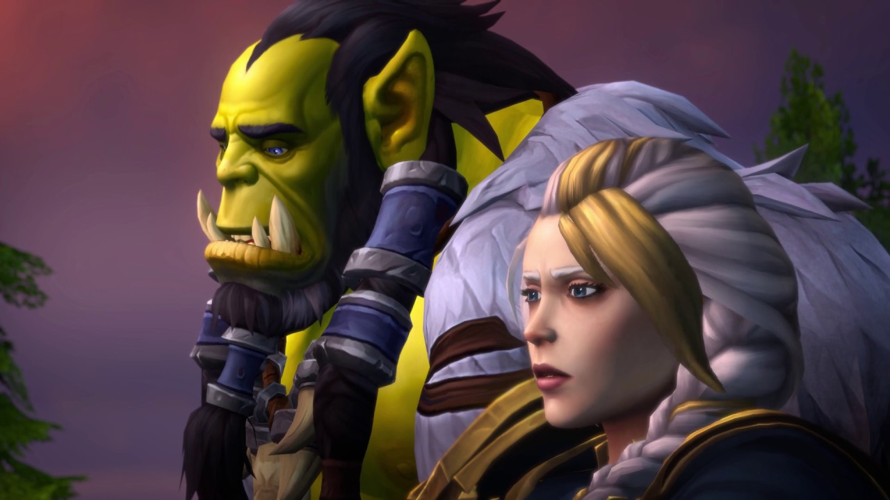 World of Warcraft: Thrall and Jaina plan to take down in Sylvanas in 'Crossroads' cinematic