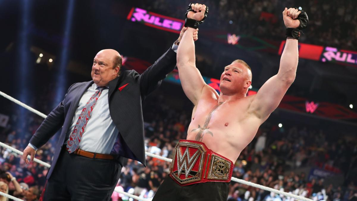 AEW Fight for the Fallen and WWE Extreme Rules are in the books, along with a new Universal Champion.