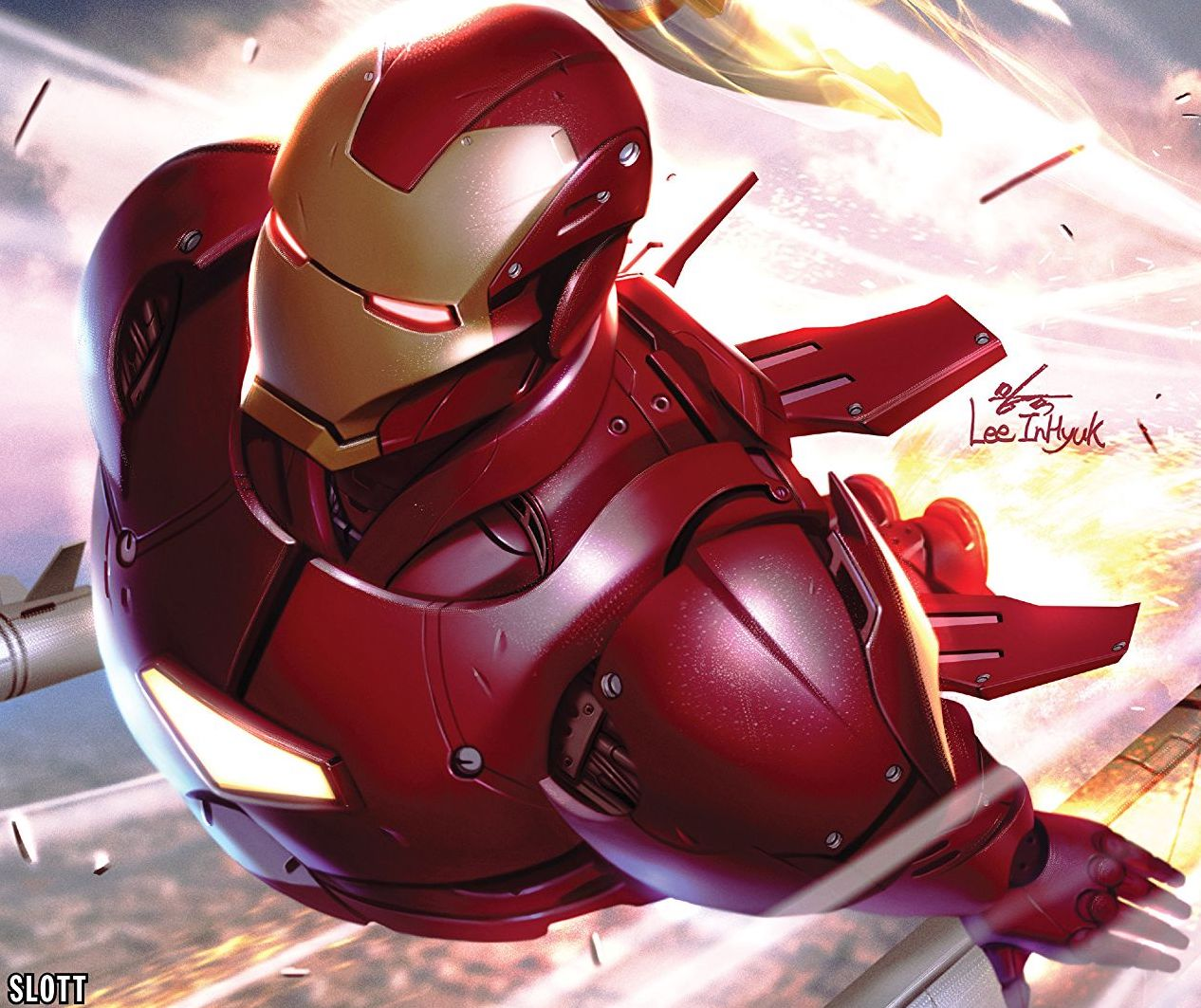 Tony Stark: Iron Man #14 review: ultimate style