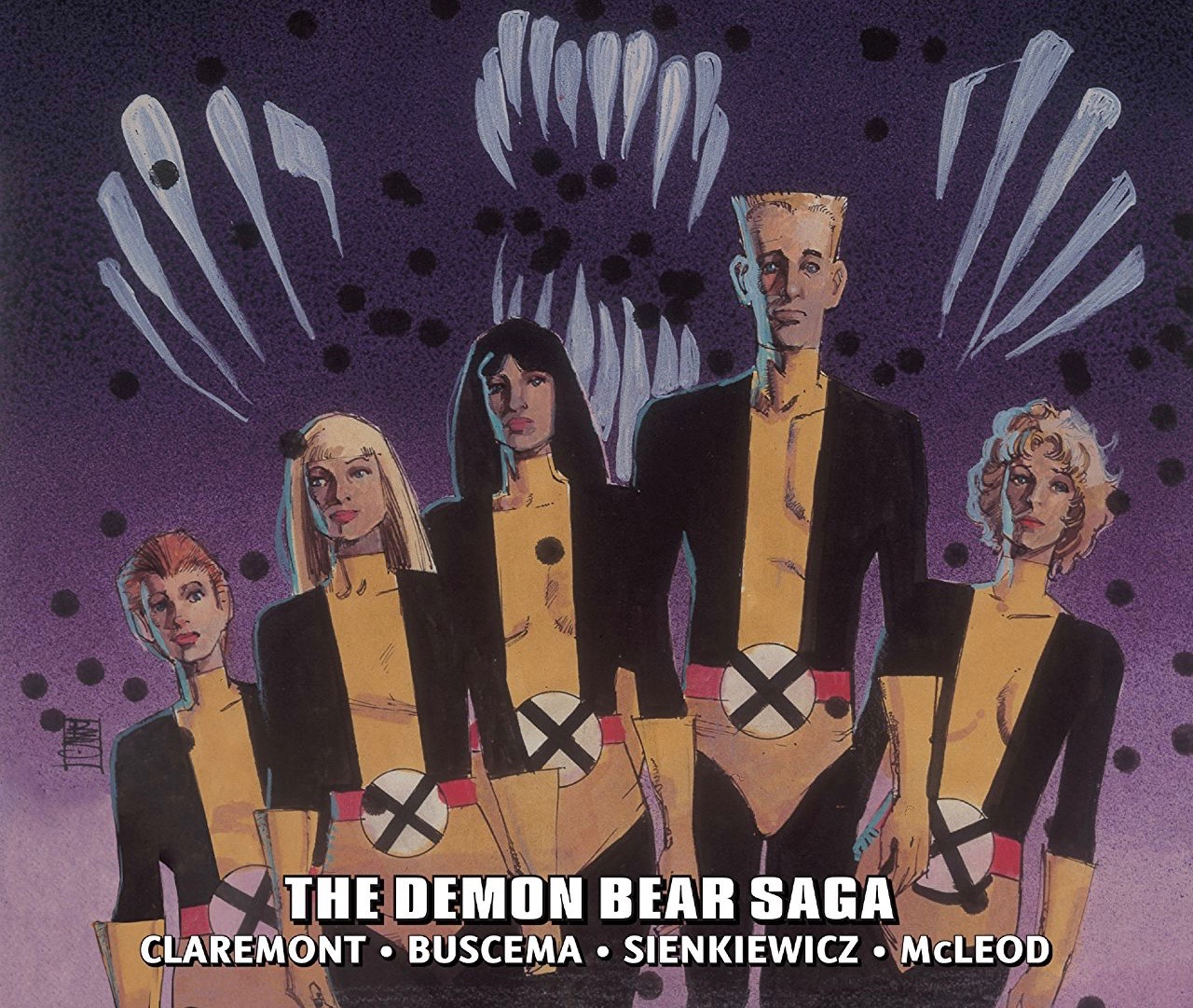 New Mutants Epic Collection: The Demon Bear Saga review