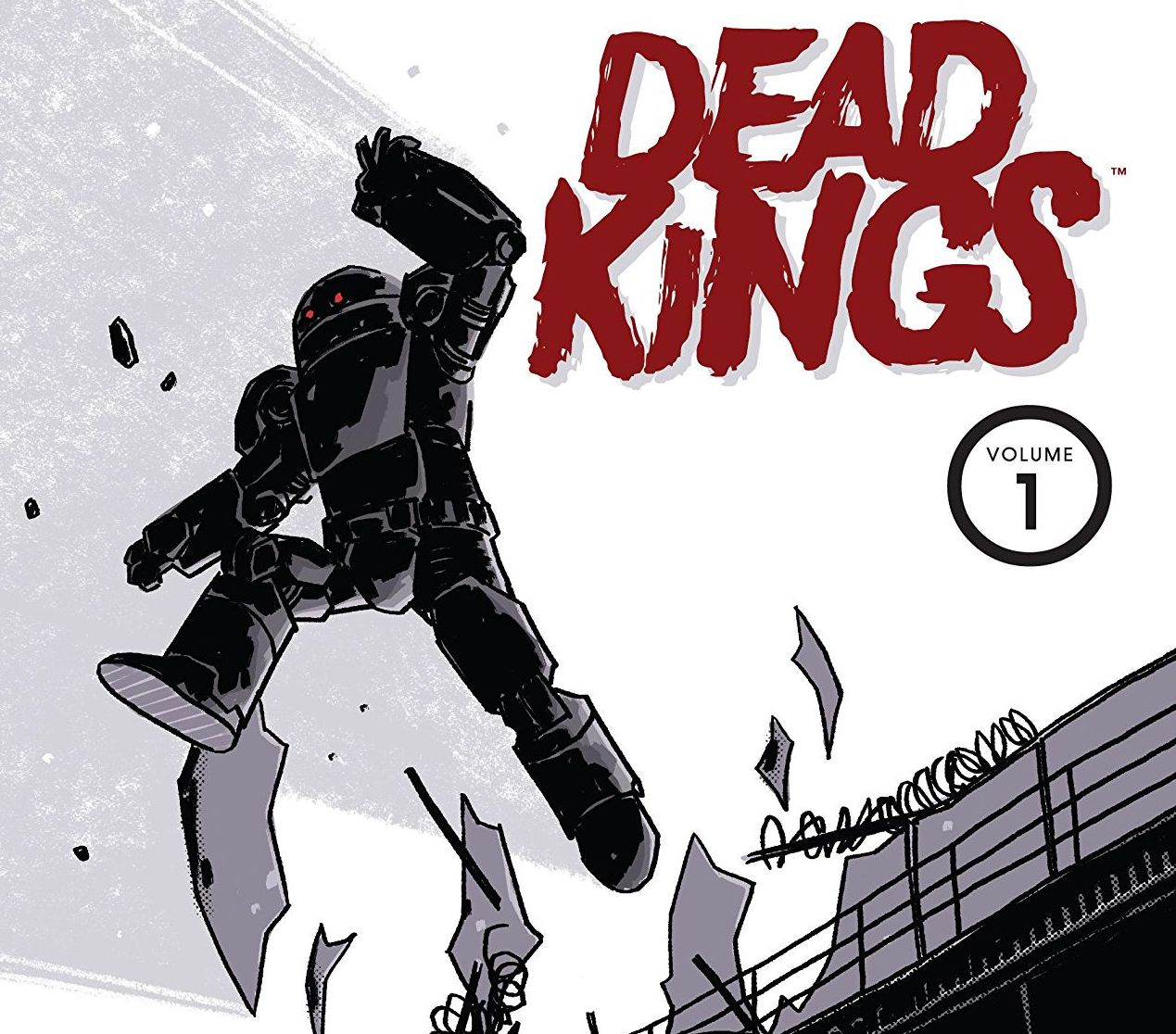 'Dead Kings' Vol. 1 review: retribution