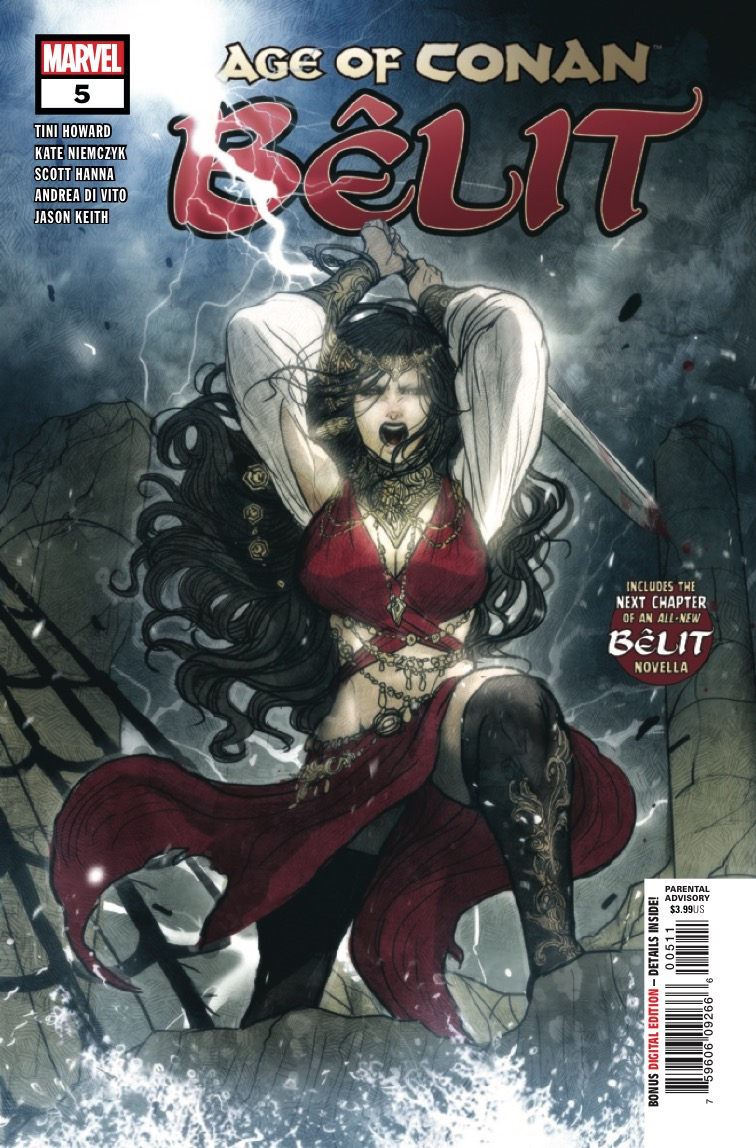 Marvel Preview: Age of Conan: Belit, Queen of the Black Coast #5