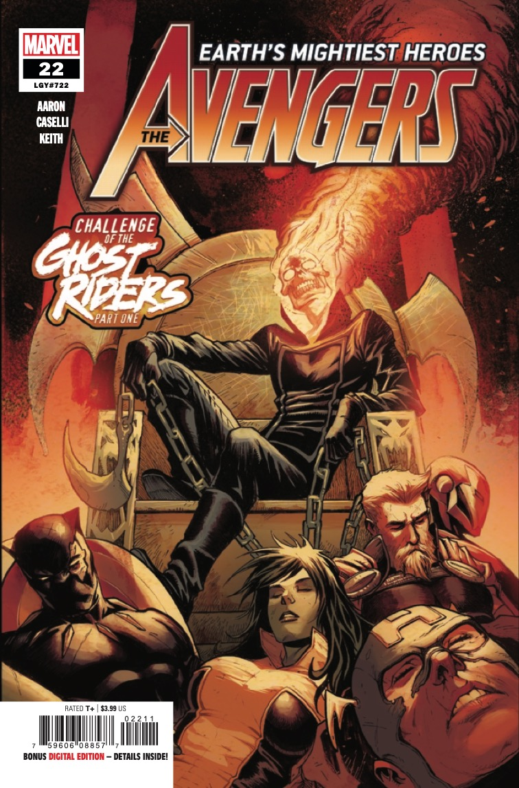 Marvel Preview: Avengers #22 | AiPT!