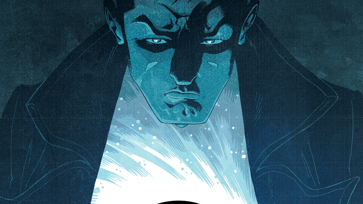 The first issue of Collapser from DC's Young Animal imprint has anxiety, aliens, and more.