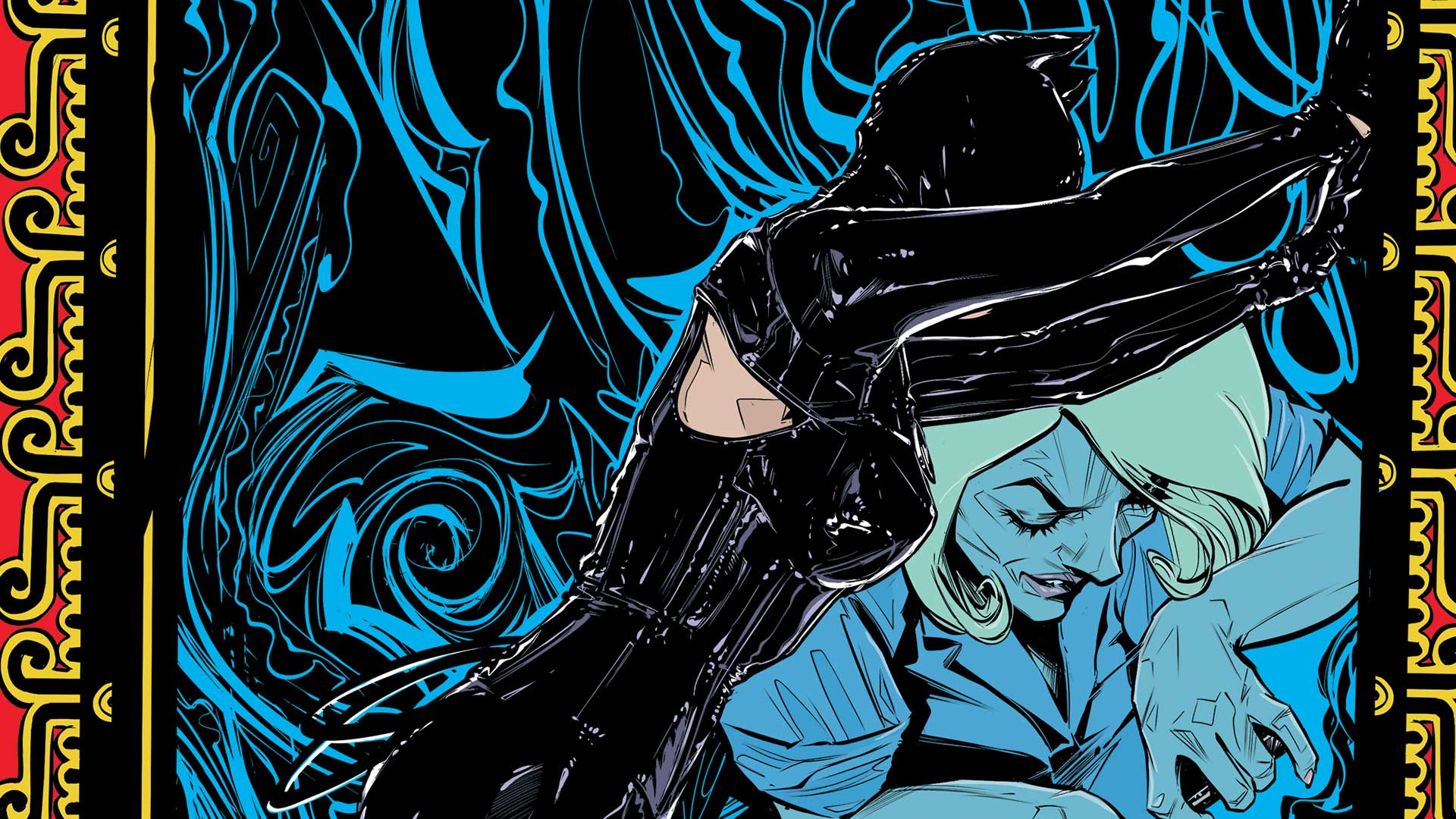 JJ and Eric share their favorite covers from this week's new comics.