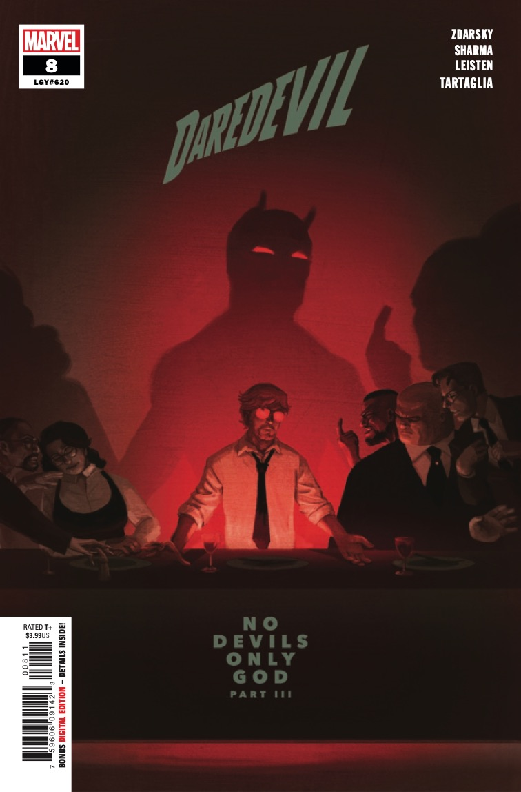 Marvel Preview: Daredevil #8