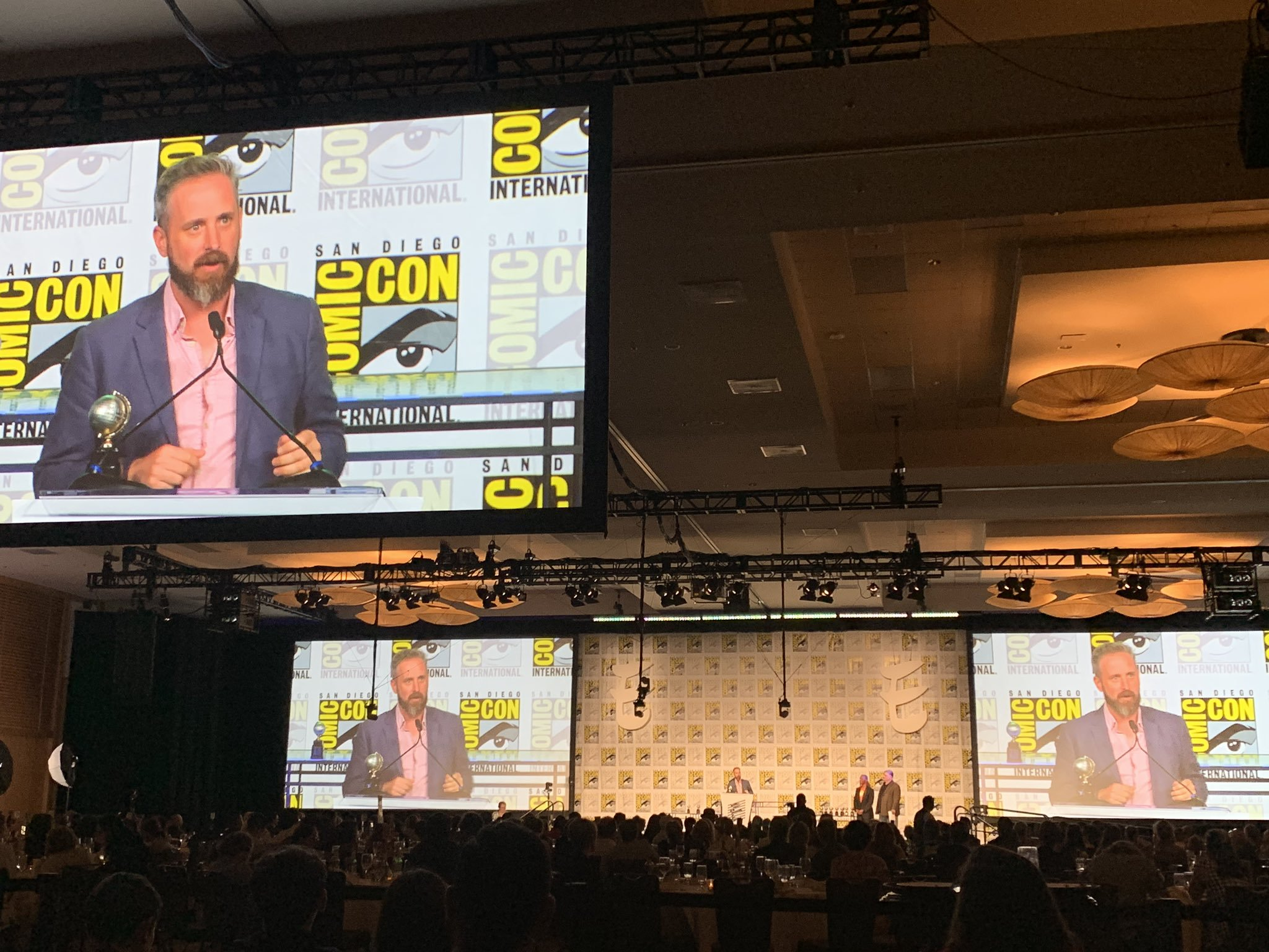 Chip Zdarsky wins best single issue Eisner award