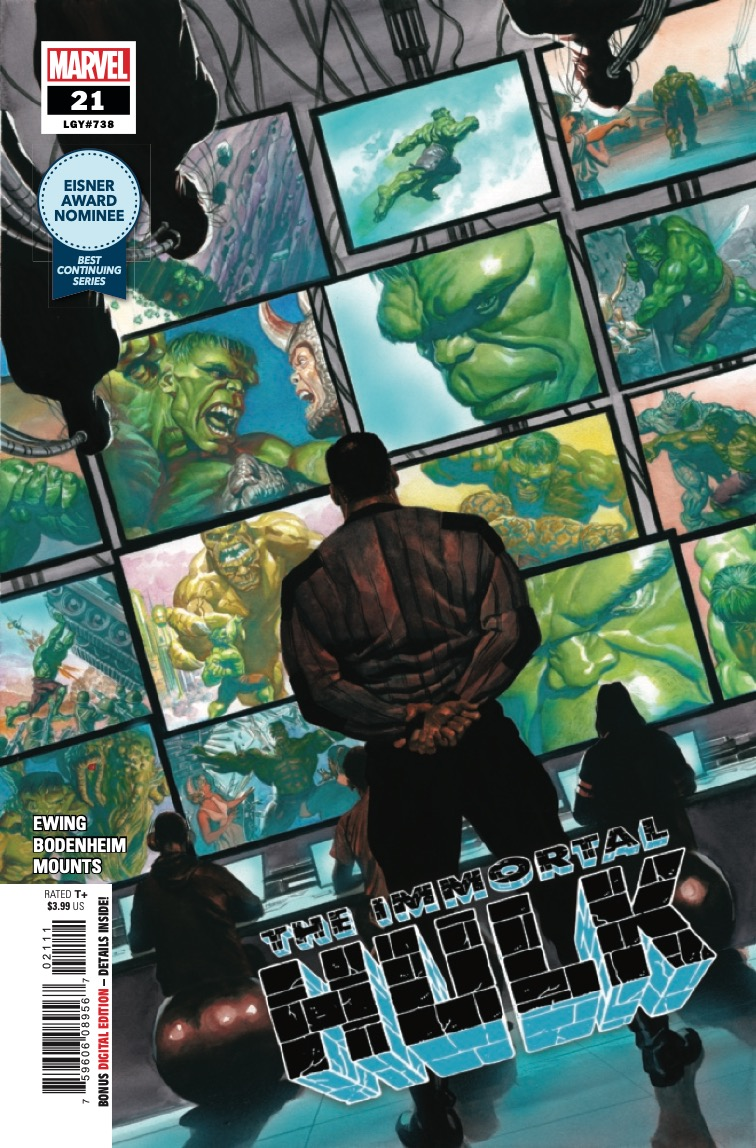 Marvel Preview: The Immortal Hulk #21