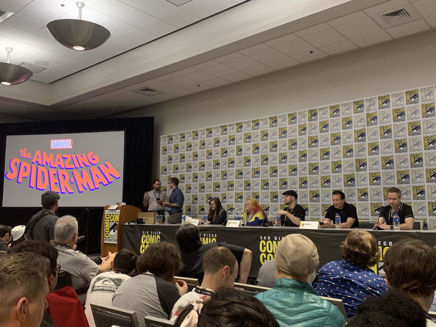 SDCC 2019: Spider-Man Panel features top talent, art reveals, and more