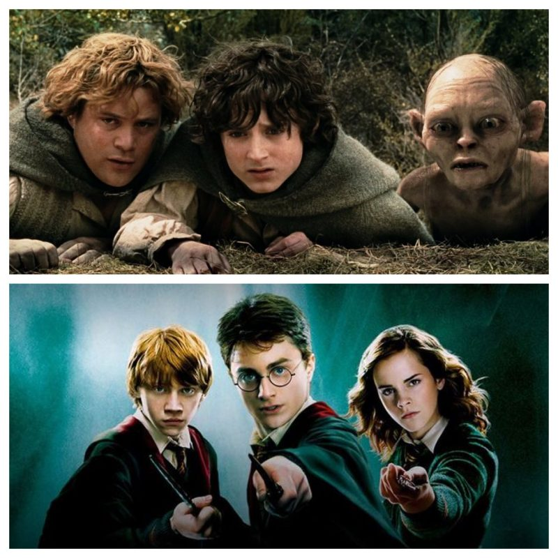 Join us this week as Jason and Aly battle it out in which fantasy series is the best; LOTR or Harry Potter!