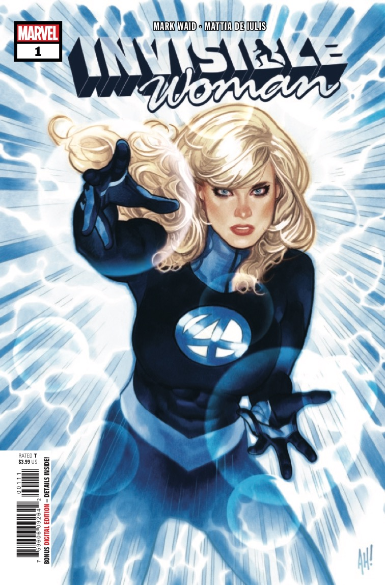 Marvel Preview: Invisible Woman #1