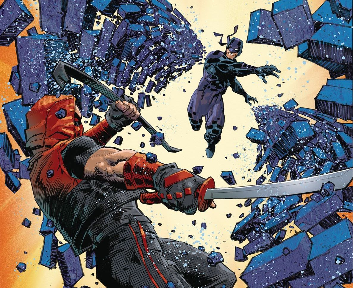 EXCLUSIVE DC Preview: Red Hood: Outlaw #36