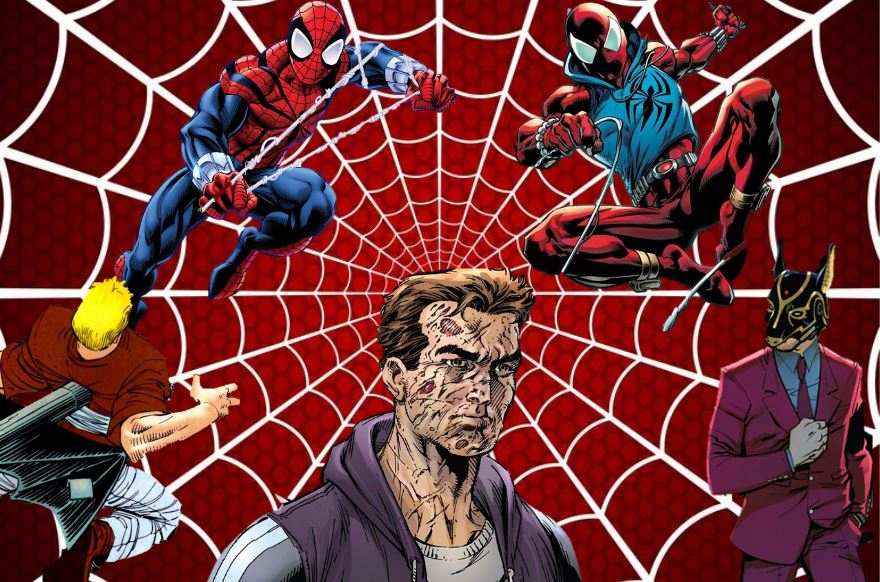 A rundown of the life and times of Ben Reilly, the Scarlet Spider!