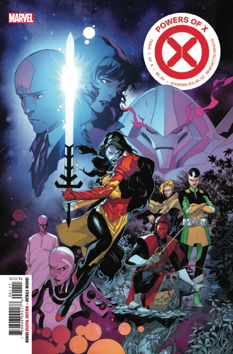 Marvel Preview: Powers of X #1