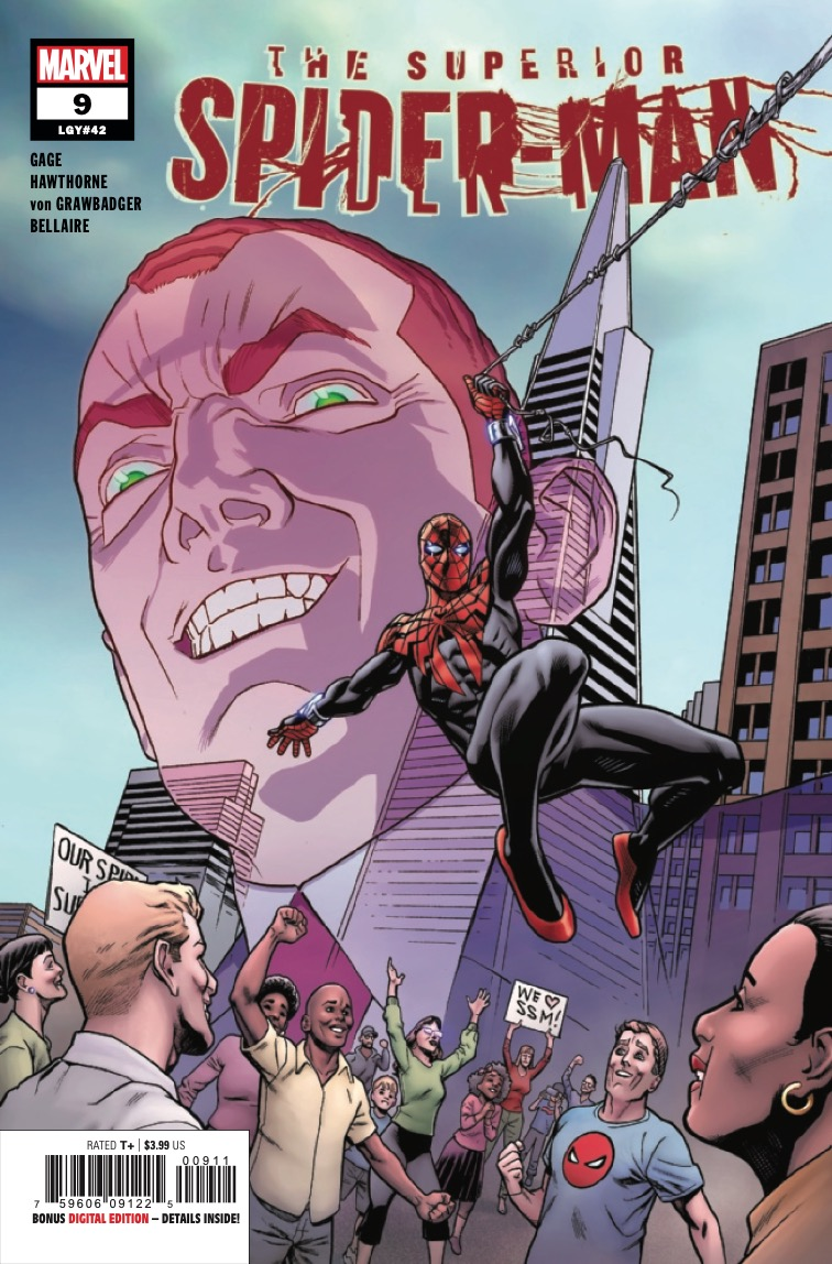 Marvel Preview: Superior Spider-Man #9