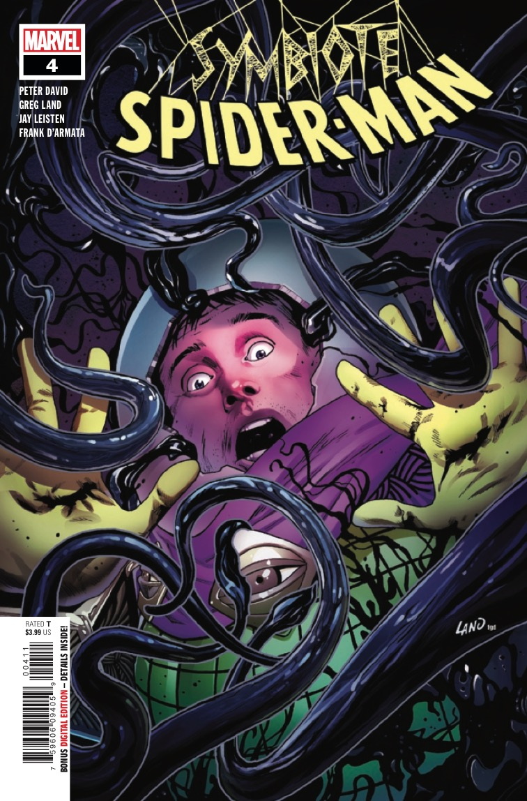 Marvel Preview: Symbiote Spider-Man #4