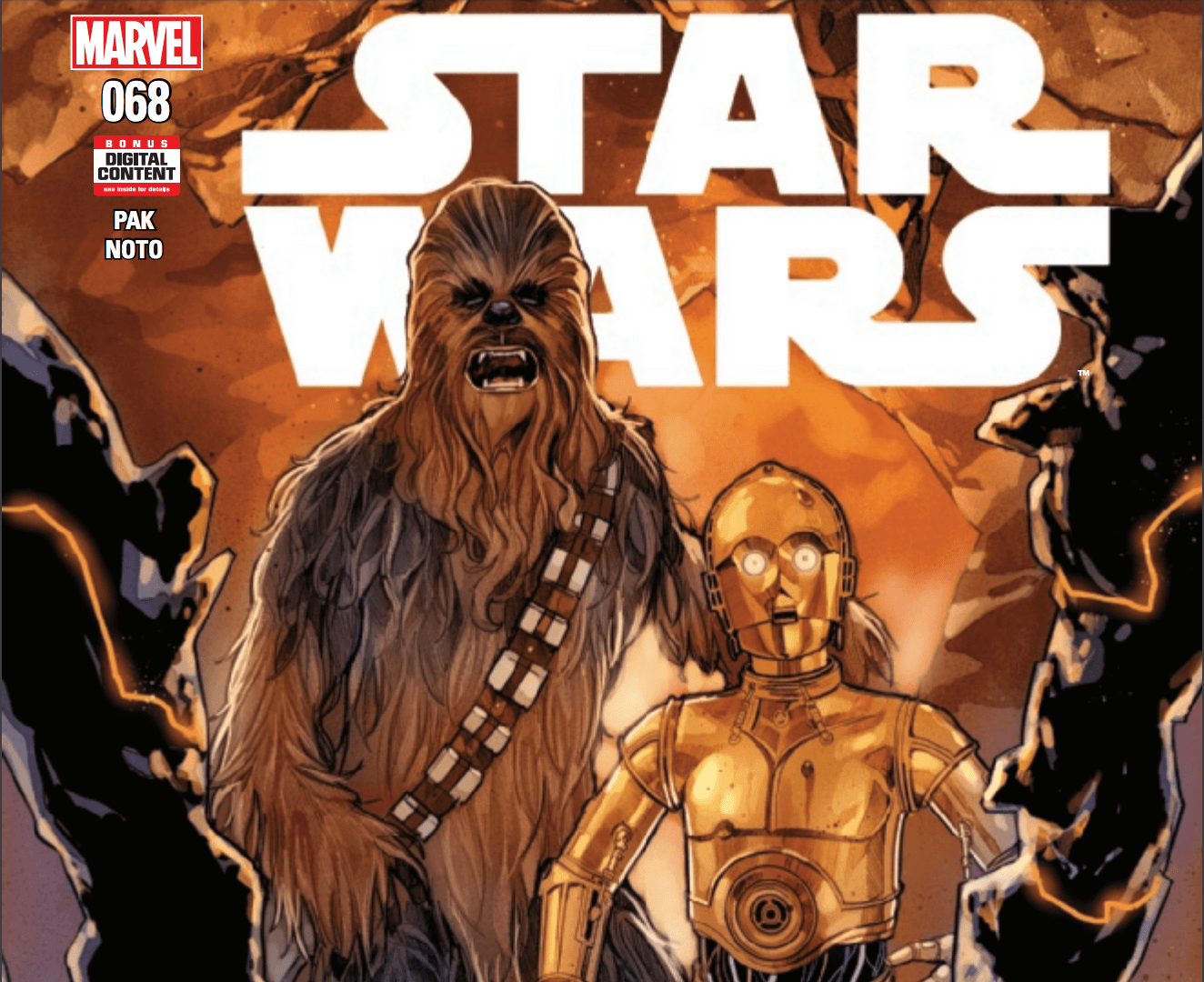 Star Wars #68 review:  The start of a new era