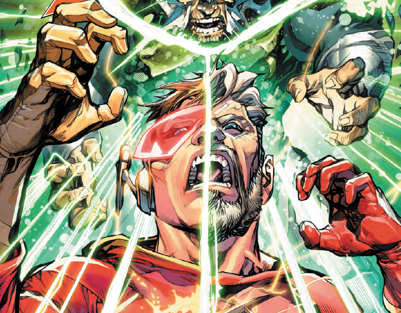 The Flash #74 Review