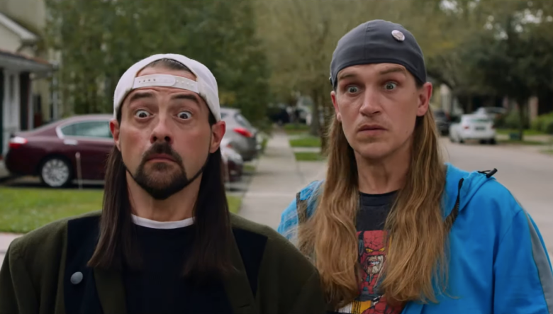 Watch: Trailer for 'Jay and Silent Bob Reboot'