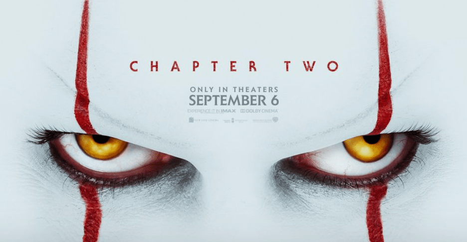Watch: the new trailer for 'It Chapter Two'