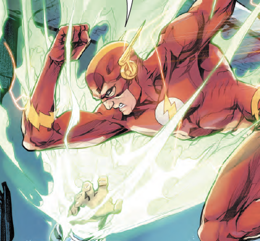 Can this new character change everything for Barry Allen in 'The Flash' #75