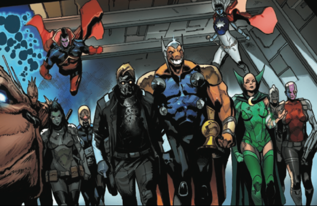 The ultimate threat and Star-Lord's worst nightmare strikes in 'Guardians of the Galaxy' #7