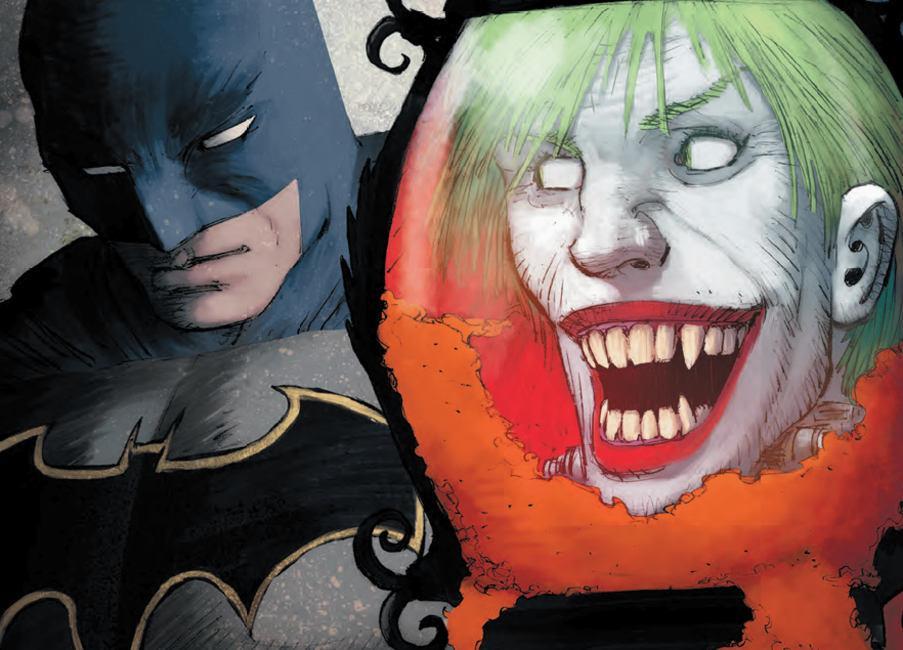 Learn how the greatest superhero/supervillain rivalry ends in 'Batman: Last Knight On Earth' #2
