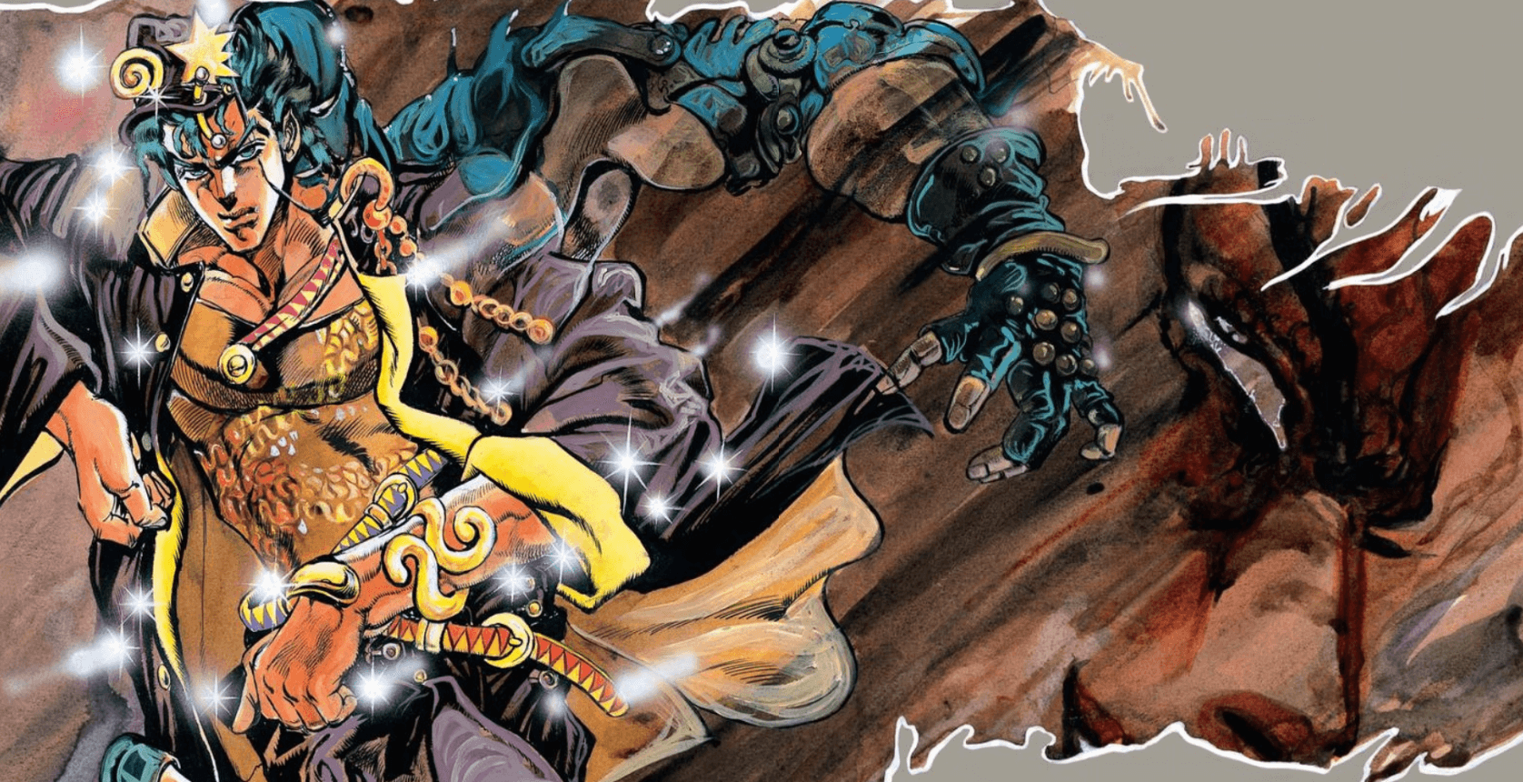 Jojo's Bizarre Adventure Part 3: Stardust Crusaders Vol. 1 Review